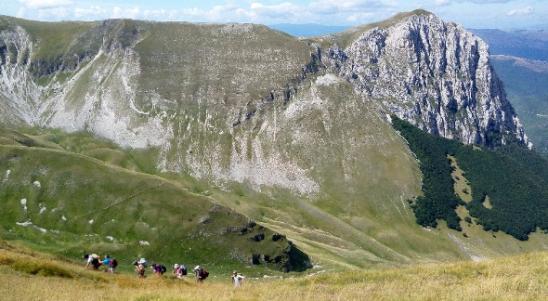 Trekking ai Monti Sibillini