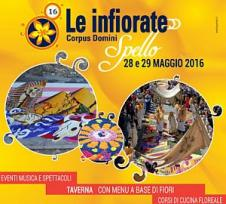 Infiorate Di Spello 2016