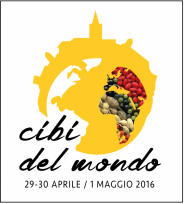 Cibi Del Mondo 2016