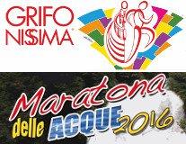 8 Maggio 2016: Grifonissima Di Perugia & Maratona Delle Acqua Di Terni