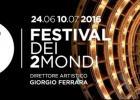 2016 Festival Of 2 Worlds, Spoleto