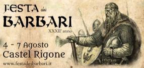 Festa Dei Barbari 2016