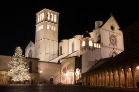New Year in Assisi!