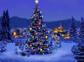 Natale al Casale delle Lucrezie