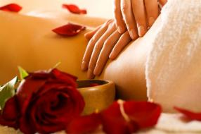Lost in Love with relaxing massage