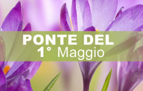 1° May of Wellness in Gubbio - Half Board & SPA