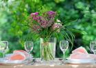 tavola in estate