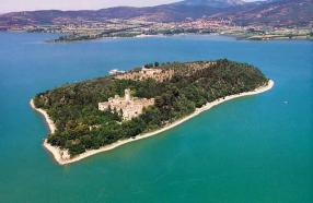 Isola Maggiore Al Lago Trasimeno