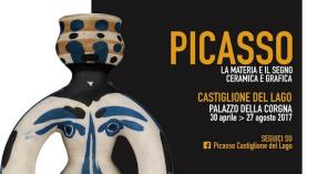 Exhibit About Picasso At The Trasimeno Lake