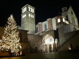 Special Christmas in Assisi