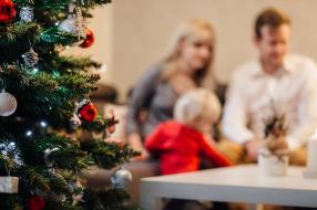 Speciale Natale in Famiglia a Villa Nuba