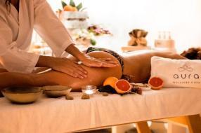 Coccole & Relax con massaggio di coppia