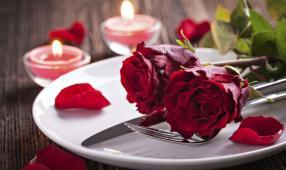 Dove c'è Amore, c'è un cuore verde: soggiorno con cena romantica