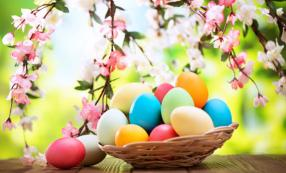 Easter with your family in Villa Nuba