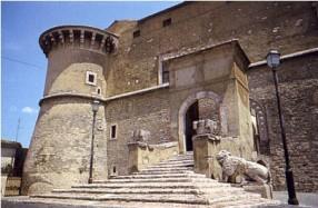 La Rocca Di Alviano - Burg In Alviano