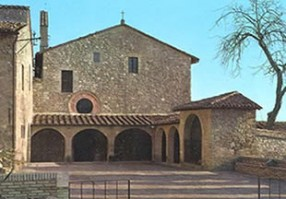 Church Of St. Damiano