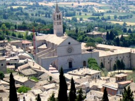 Basilica Of St. Clare Of Assisi
