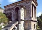 Tempietto Del Clitunno - Tempel Des Clitunno