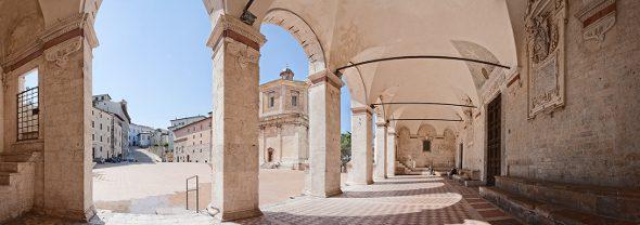 Spoleto, bij landgenoten, bij Belgen, Vlamingen, Italië, Umbrië